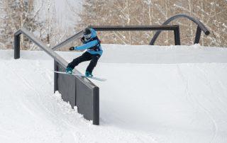 jamie anderson snowboarding