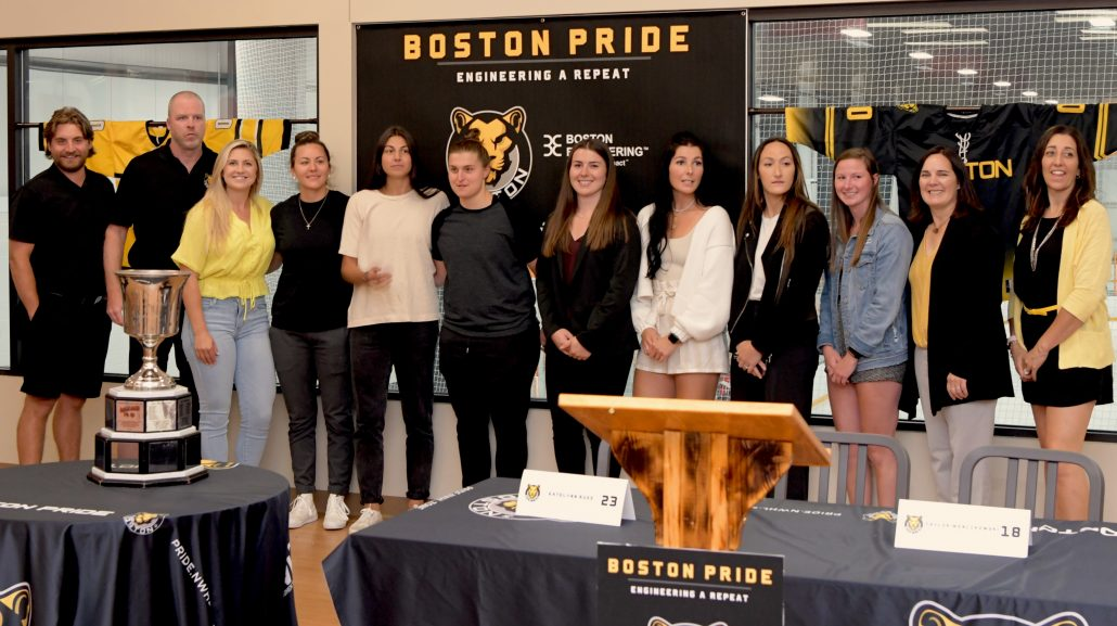 Boston Pride team announcement