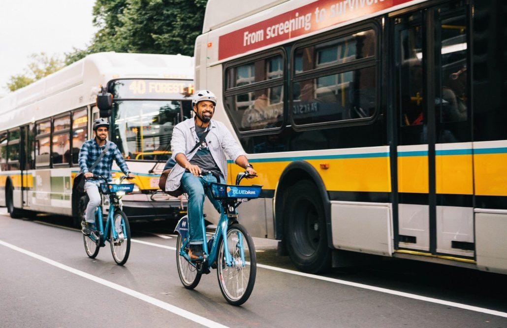 Bluebikes Bike to Vote